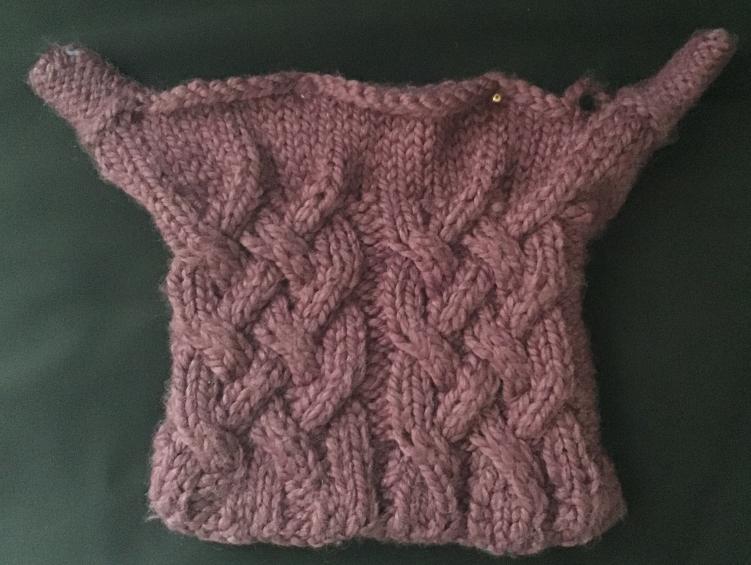 iPad sweater